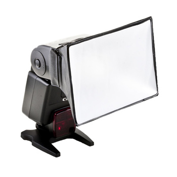 NICEFOTO Softbox/Diffuser for Speedlights