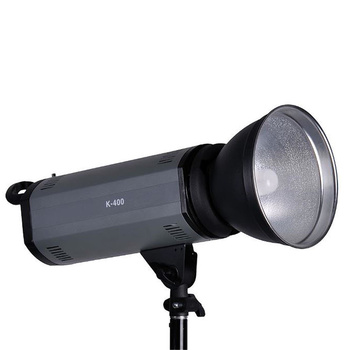 NICEFOTO K600 Studioblitz 600Ws | LCD-Display
