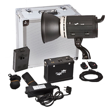 PHOTAREX Porty TA-600 AC/DC Flash Head - 600Ws - with...