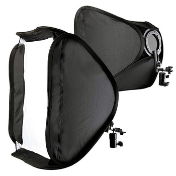 PHOTAREX l NICEFOTO Rapid Set-up Softbox 40x40cm for...