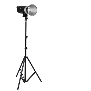 NICEFOTO A400 Flash Head Kit 400Ws + Light Stand
